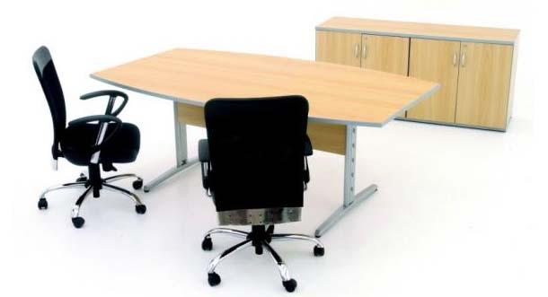 Mesa para reunião para 8, 10 ou 12 pessoas SM - móveis-para-escritório-sp