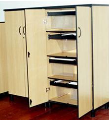 Armário com suporte para pastas, móveis para escritório em SP