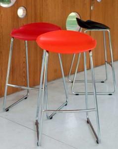 banqueta alta, banqueta cromada, cadeiras para escritório sp