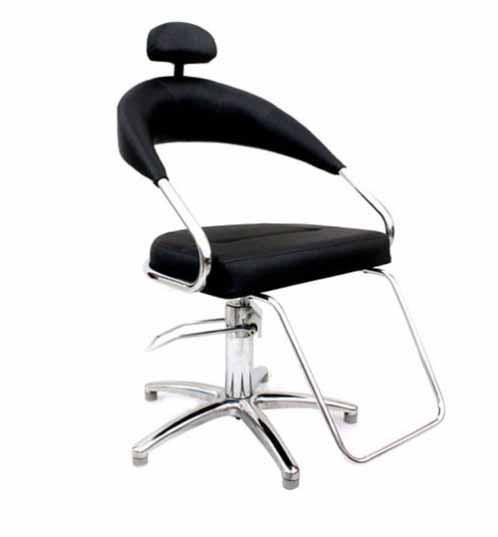 Cadeira para cabeleireiro e para salão de beleza