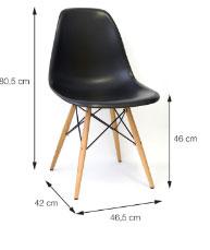 Cadeira design, cadeira Charles e Eames, cadeiras para escritório em SP, cadeiras para recepção, cadeiras para home office