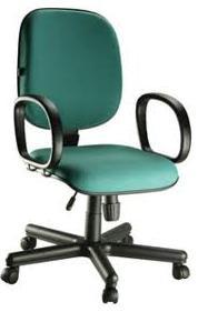 Cadeira Diretor Básica Giratória