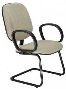 Cadeira diretor fixa. Cadeiras para escritório em SP