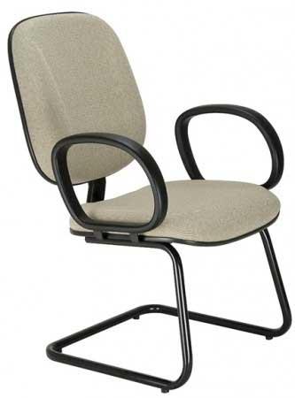 Cadeira Diretor Básica - Fixa