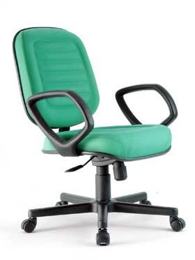 Cadeira Diretor Gomada - Verde