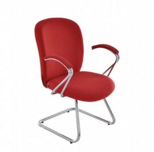 Cadeira Diretor Italic - Fixa - Cromada