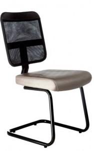 cadeira para escritório, cadeira fixa tela Up, cadeira para escritório sp