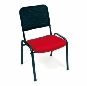 Cadeira empilhável tela, cadeiras empilháveis sp