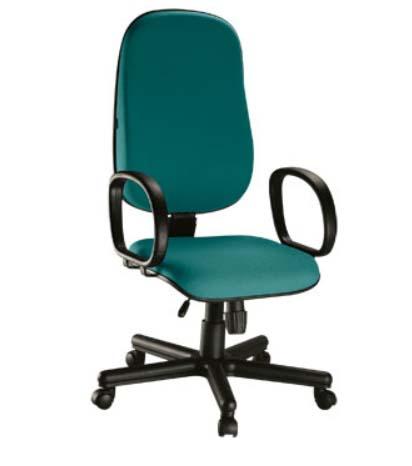 Cadeira Presidente Básica STE - Verde