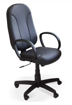 Cadeira Presidente Operativa - Preta