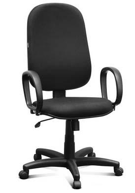 Cadeira Presidente Básica STE - Preta