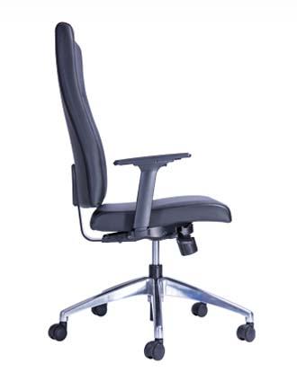 Cadeira presidente ergonômica