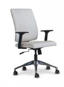 Cadeira Presidente Sof Branca