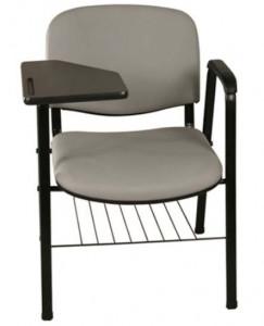 Cadeira Estofada - Universitária - Com Prancheta