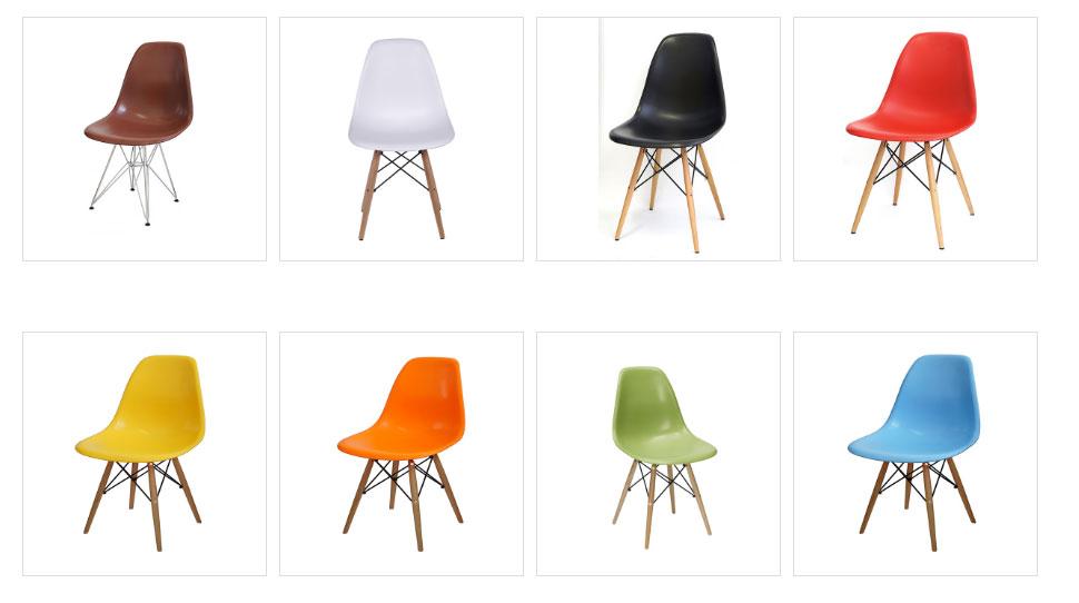 Cadeira design, cadeira Charles e Eames