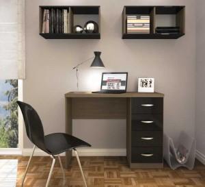 Mesa Para Computador e Home Office - Básica
