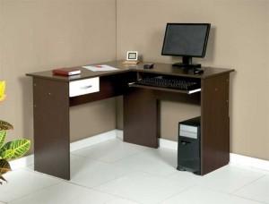 Mesa Para Computador e Home Office - Em L Para Microcomputador