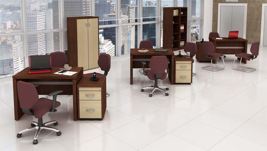 Mesa Executiva Premium 40mm - Escritório Geral