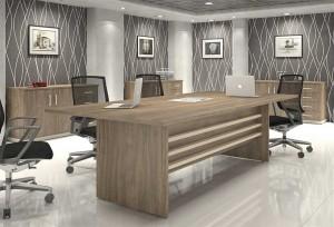 Mesa Executiva Promoção - Modelo reunião