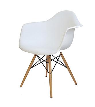 Poltrona Charles, cadeiras para escritório em SP