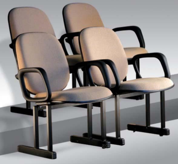 Poltrona Para Auditório - Assento Fixo