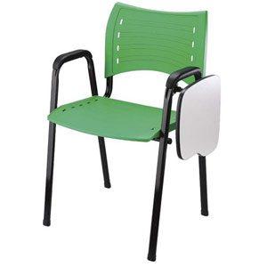 Cadeira universitária Class Econômica - Cadeira de plástico - Moveis para Escritorio SP