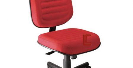 cadeira diretor sem braços, cadeira giratoria sem braços