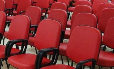 Cadeira Fixa para Auditório