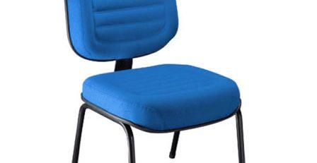 Cadeira Fixa Gomada SP, Cadeira Fixa Gomada para Reunião