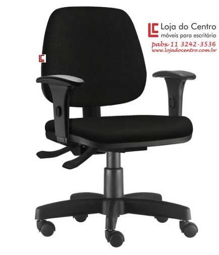 Cadeira Operativa Capa - Cadeira Diretor Gerência - Moveis para Escritorio SP