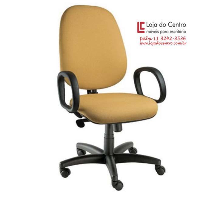 Cadeira Presidente Ergonômica Capa - Cadeira Presidente - Moveis para Escritorio SP