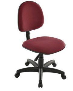 Cadeira Secretária Giratória - Cadeira Executiva Secretária - Moveis para Escritorio SP
