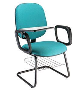Cadeira universitária diretor lisa - Cadeira universitária - Moveis para Escritorio SP