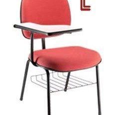 Cadeira Universitária Secretária Executiva - Vermelha