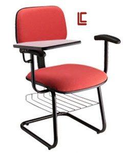 Cadeira universitária STN com braços - Cadeira universitária - Moveis para Escritorio SP