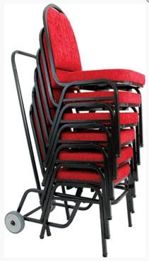 Carrinho para Cadeiras Empilháveis SP, Carrinho para Cadeiras de Auditório SP