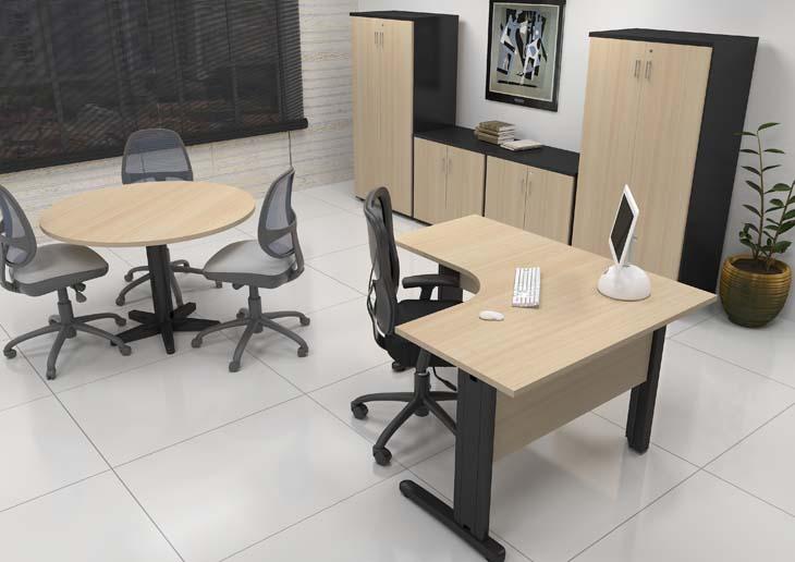 Estação de Trabalho Corp - Estações de Trabalho - Moveis para Escritorio SP