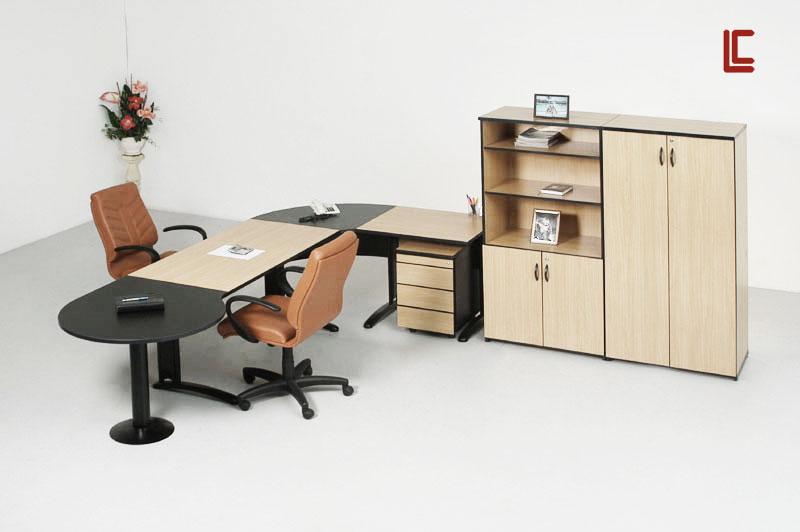 Mesa em L Executiva - Mesas Para Gerência - Moveis para Escritorio SP