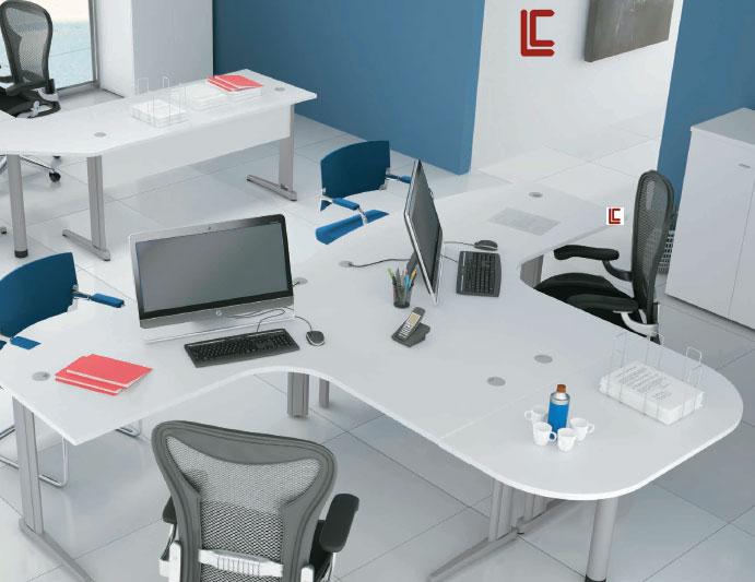Mesa para Atendimento - Mesas para atendimento - Moveis para Escritorio SP