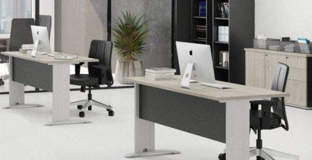 mesa reta para escritorio, mesa reta para atendimento