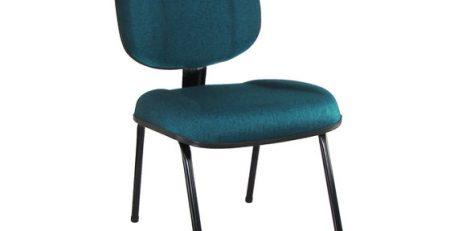 Cadeira fixa diretor basica, cadeira fixa diretor barata