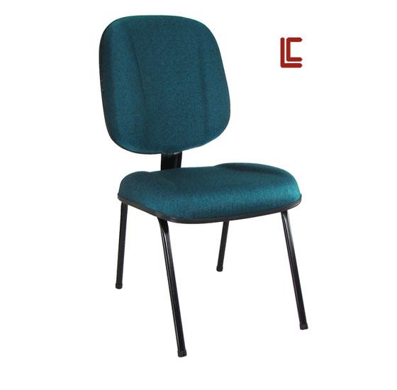 Cadeira Fixa Diretor 4 Pés - Cadeira Fixa Visita - Moveis para Escritorio SP