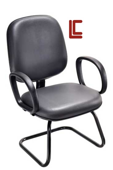 Cadeira Fixa Diretor Básica - Cadeiras Econômicas - Moveis para Escritorio SP