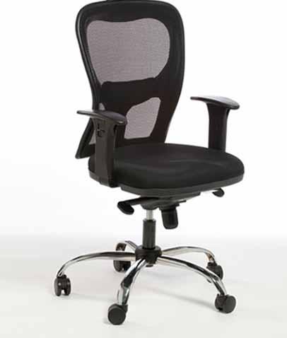 Cadeira Presidente ERGONÔMICA - Cadeiras top - Moveis para Escritorio SP