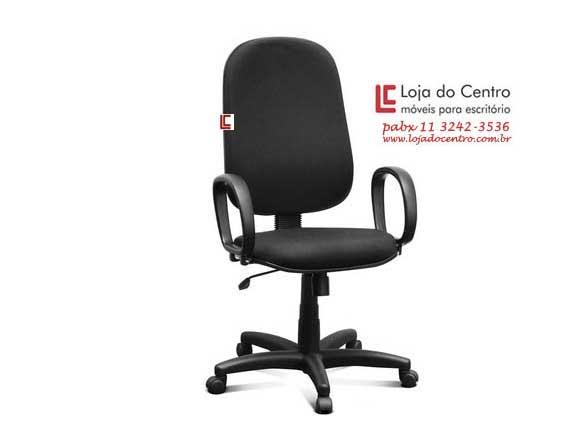 Cadeira Presidente Light - Cadeiras Econômicas - Moveis para Escritorio SP