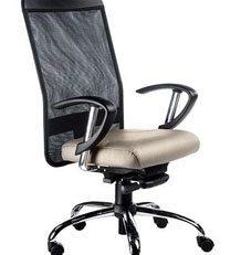 Cadeira Presidente Tela SP, Cadeira para escritório, cadeira de escritório, móveis para escritório em SP