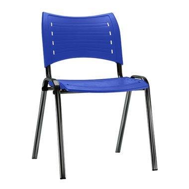Cadeira Empilhável Polipropileno Class Econômica - Cadeira de plástico - Moveis para Escritorio SP