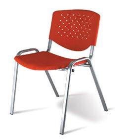 Cadeira Fixa Class - Cadeira de plástico - Moveis para Escritorio SP