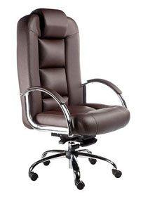 Cadeira presidente Couro - _destaque-cadeiras - Moveis para Escritorio SP