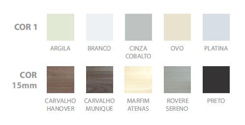 cores para mesas de escritorio
